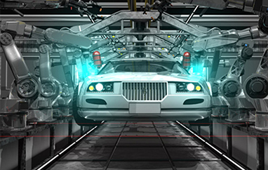 汽车制作行业